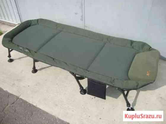 Карповая кровать карповое кресло Elektrostatyk L15 Амурзет