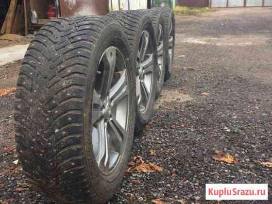 Колеса R19 Lexus RX, Toyota Highlander,Raf4 Черкизово