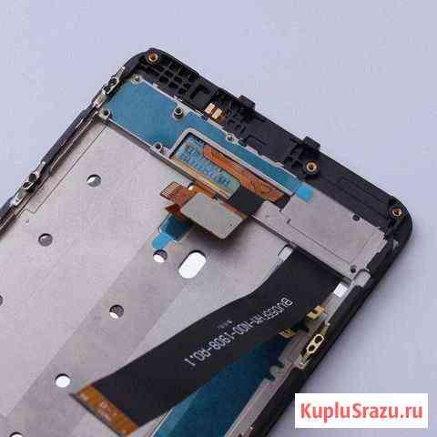 Новый ЖК дисплей + рамка Redmi Note 4 Лангепас