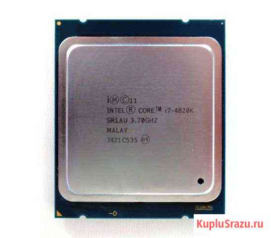 Intel Core i7 4820k 3900Mhz LGA 2011 Элиста