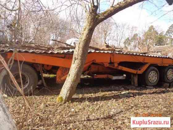 Прицеп для перевозки техники рольфо R 325V8E 3 оси Калининград