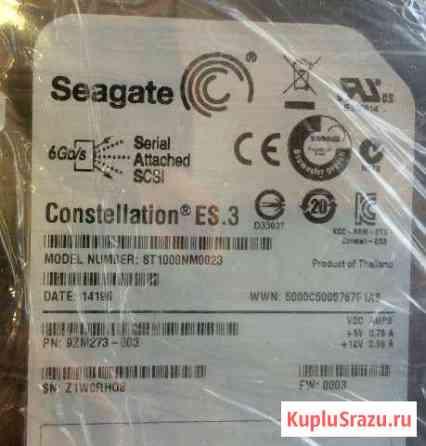 HDD 1тб, Seagate Constellation ES.3 Нижневартовск
