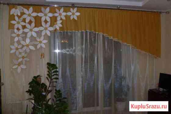 Комплект на карниз 3м шторы Хабаровск