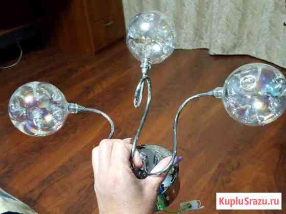 Настенный светильник Ханты-Мансийск