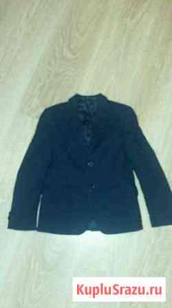 Пиджак синий школьный Севастополь