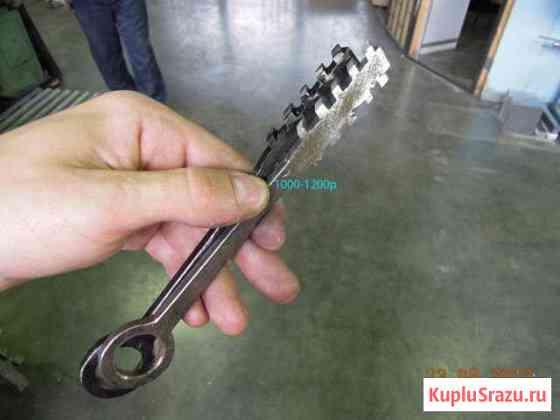 Изготовление реечных ключей Саратов