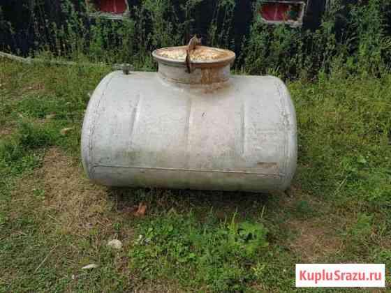 Алюминиевая бочка Орджоникидзевская