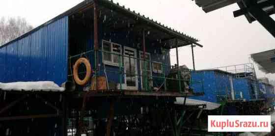 Место для катера до 6 метров на Икшинском вдхр Икша