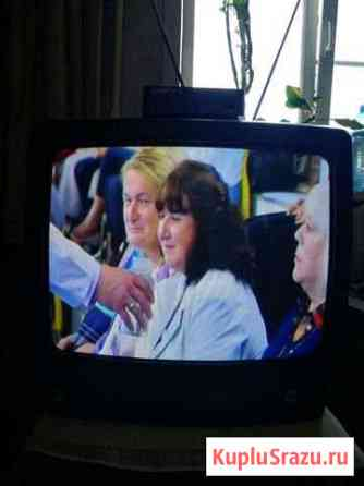 Телевизор sanyo + цифровая приставка Горно-Алтайск