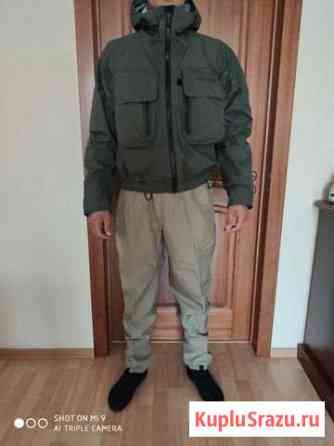 Вейдерсы, куртка, ботинки Красноярск
