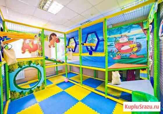 Детский игровой лабиринт «Пневмопушки» Комсомольск-на-Амуре