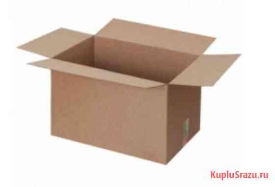 Коробка картонная Самара