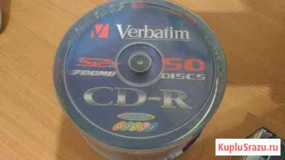 Verbatim Pastel CD-R Красноярск
