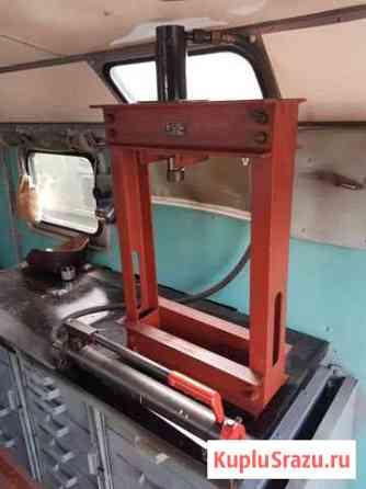 Пресс гидравлический Р-338 Рязань