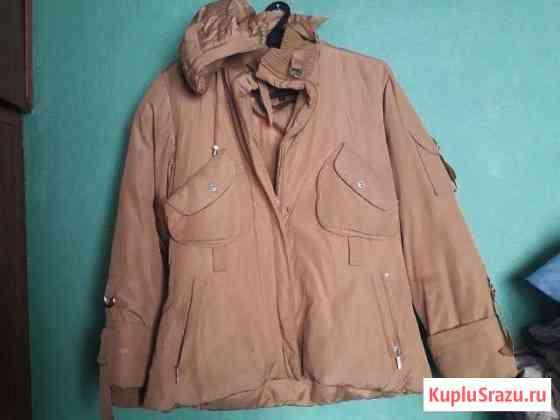 Куртка демисезонная Кызыл