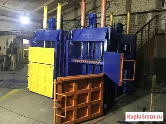 Пресс гидравлический для переработки макулатуры и Нальчик