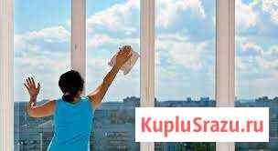 Мойка окон и балконов Нижневартовск