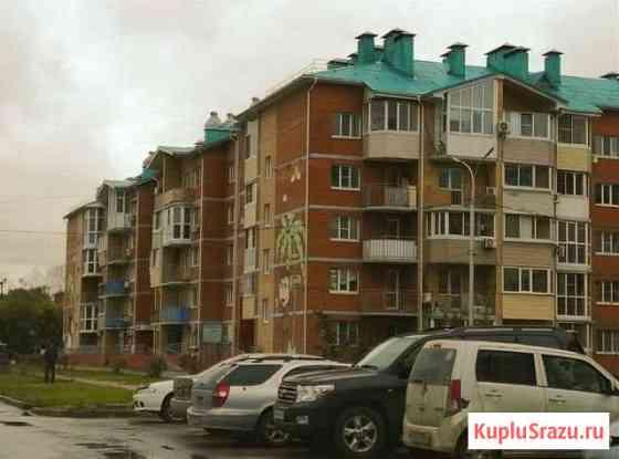 2-к квартира, 56.2 кв.м., 4/5 эт. Хабаровск