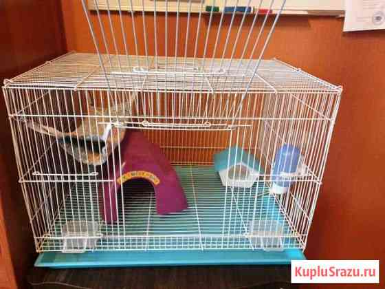 Большая клетка для грызунов и птиц Петропавловск-Камчатский