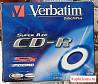 CD-R Verbatim Crystal Datalife Plus Super AZO\10шт