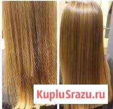 Полировка и ламинирование волос Биробиджан