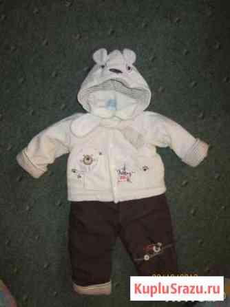 Продам костюм (осень-весна) для мальчика до 20мес Семилуки