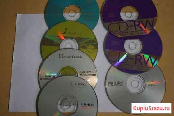 CD-RW новые Челябинск