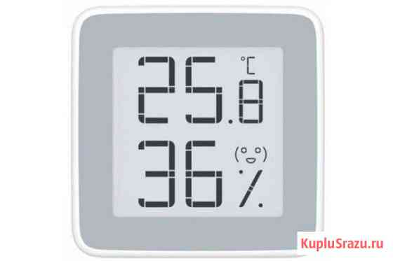 Xiaomi MiaoMiaoce Электронный термометр-гигрометр Владивосток