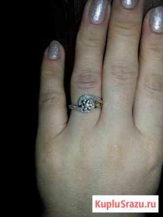 Бриллиантовое кольцо Альбурикент