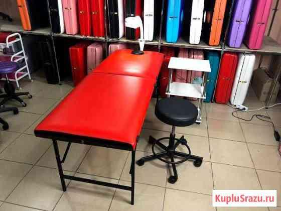 Кушетка косметологическая. Массажный стол Кизляр