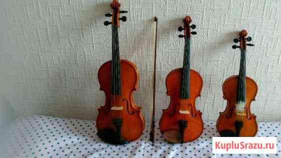 Скрипка мастеровая Столбовая