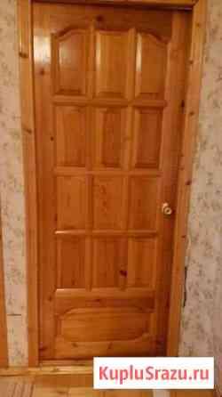 Дверь межкомнатная натуральное дерево Щёлково