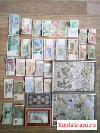 Продам монеты и купюры Нижневартовск