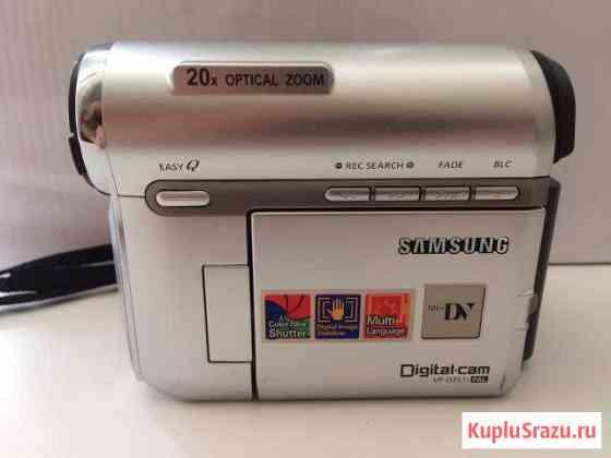 Видеокамера SAMSUNG Digital Cam VP-D351i PAL Черкесск