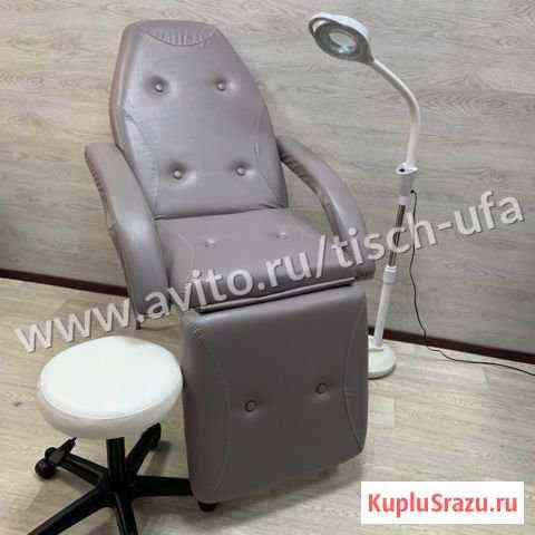 Педикюрное кресло кушетка Кострома