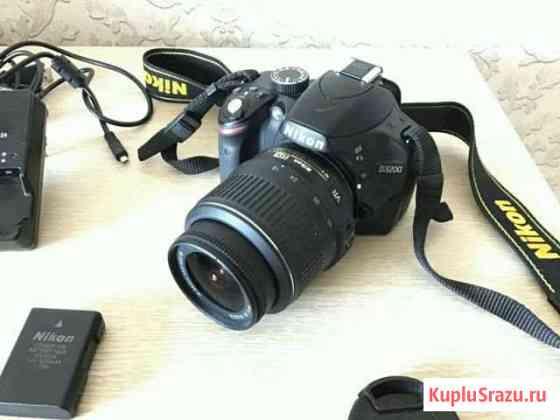 Фотоаппарат Nikon D3200,объектив, сумка, флешка Биробиджан