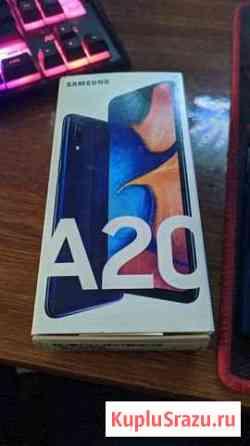 SAMSUNG Galaxy A20 Биробиджан