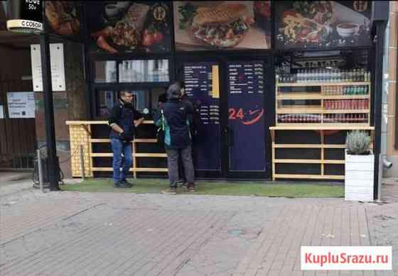 Павильон шаурма, выпечка, кофе c собой Воронеж
