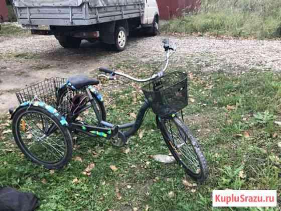 Велосипед трёхколесный Калуга