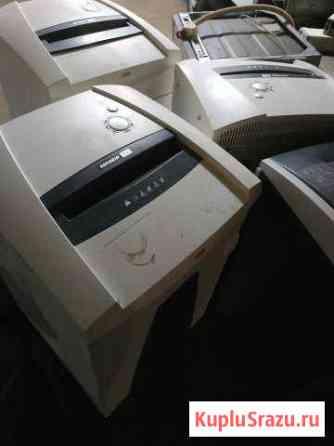 Большой HSM Securio P40c Cross Cut Paper Shredder Химки