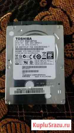 Жёсткий диск для ноутбука Toshiba 2.5 дюйма, HDD Невельск