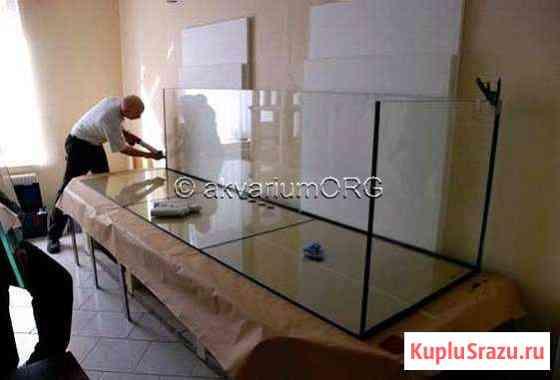 Аквариум на заказ в Севастополе и Крыму под ключ Севастополь