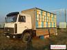 Маз-5336 с пчелопавильоном