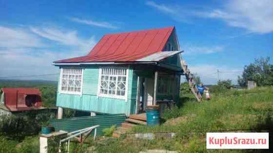 Дом 32 кв.м. на участке 8 сот. Владивосток