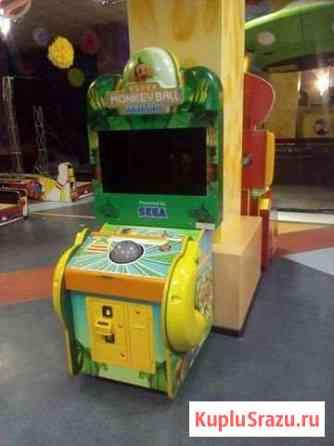 Игровой автомат Super Monkey Ball Владивосток