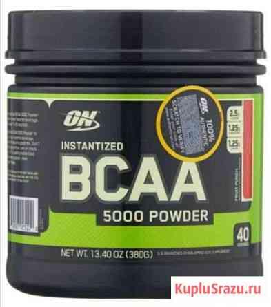 Bcaa Optimum Nutrition 5000 powder Фруктовый Пунш Москва
