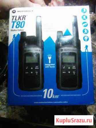 Motorola tlkr 80 Новосибирск