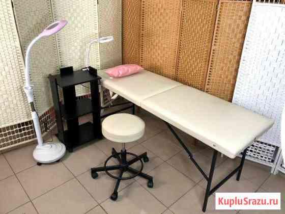 Кушетка косметологическая. Массажный стол Кизилюрт