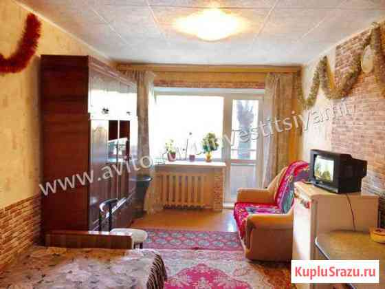 Комната 16 кв.м. в 1-к, 2/5 эт. Хабаровск