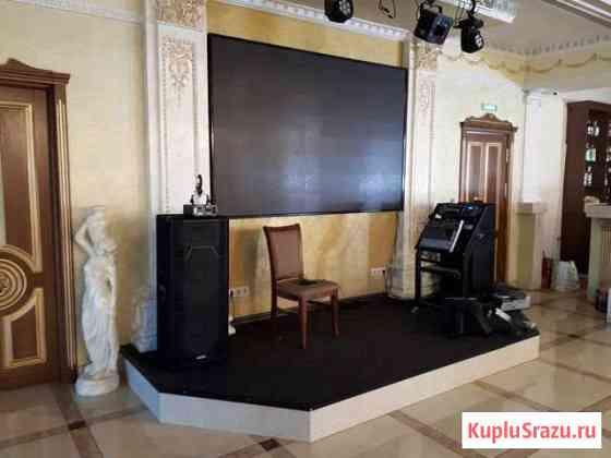 Светодиодный экран для бара, ресторана, кафе Горно-Алтайск